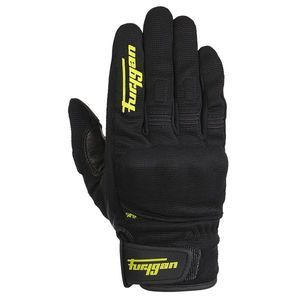 FURYGAN JET D3O BLACK FLUO YELLOW