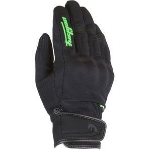 FURYGAN JET D3O BLACK FLUO GREEN