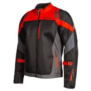 Klim Induction Black Redrock