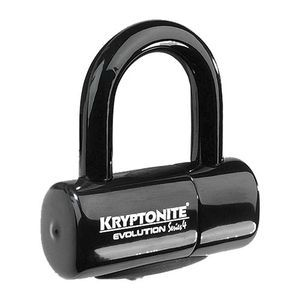 Kryptonite Ev Disc Lock Black Blister (4005 Disc Lock)