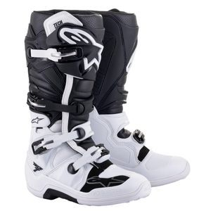 Alpinestars Tech 7 White Black