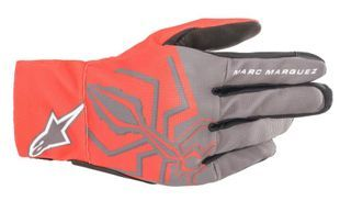 Alpinestars Aragon Dark Gray Red