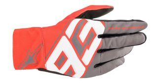 Alpinestars Aragon Dark Gray Red White