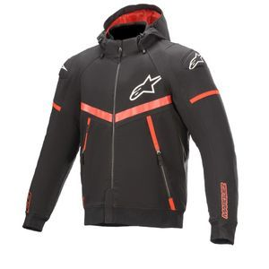Alpinestars Rio Hondo Evo Fleece Black Red