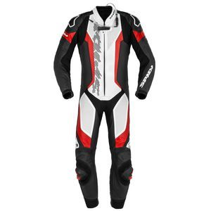 Spidi Laser Pro Perforated Red 1 Piece Racing