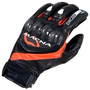 Macna Chicane Black Red