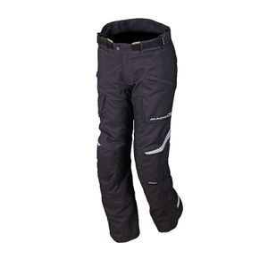 Macna Logic Long Pantalon De Moto Noir