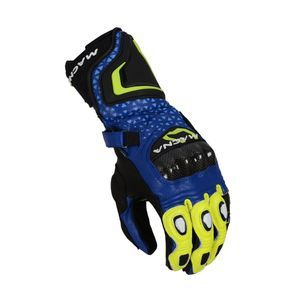Macna Track R Blue Black Fluo Yellow