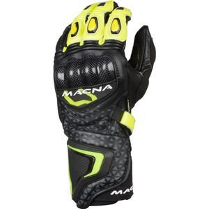 Macna Track R Black Grey Neon Yellow