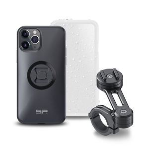 SP Connect Moto Bundle Für Apple iPhone 11 Pro/X/XS