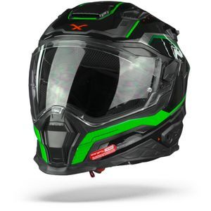Nexx X.WST2 Supercell Black Green