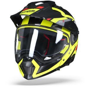 Nolan N70-2 X Grandes Alpes 27 LED Yellow Black