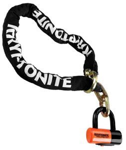 Kryptonite New York Noose + Chain 150Cm