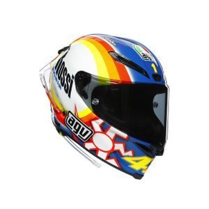 AGV Pista GP RR Dash Winter Test 2005 Rossi Limited Edition