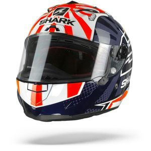 Shark Race-R Pro Zarco 2019 BWO Blue White Orange