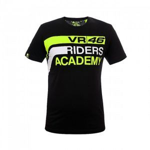 VR46 Riders Academy Ongoing Schwarz