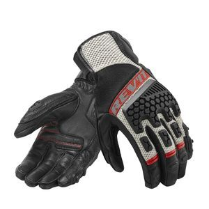 REV'IT! Sand 3 Black Red