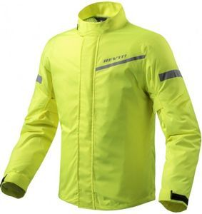 REV'IT! Cyclone 2 H2O Chaqueta Motorista Amarilla