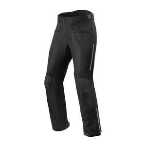 REV'IT! Airwave 3 Short Pantalón Motorista Corto Negro