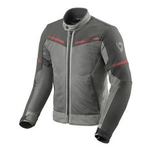 REV'IT! Airwave 3 Chaqueta Motorista Gris Antracita
