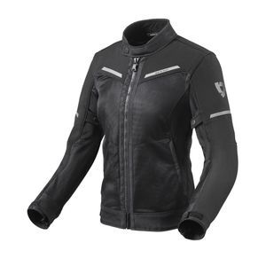 REV'IT! Airwave 3 Lady Chaqueta Motorista Para Mujer Negro