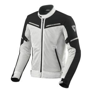 REV'IT! Airwave Chaqueta Motorista Gris Negro