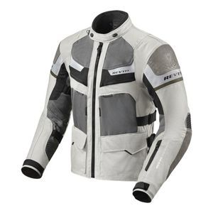 REV'IT! Cayenne Pro Light Chaqueta Motorista Gris Verde