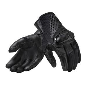 REV'IT! Echo Gants Moto Noir