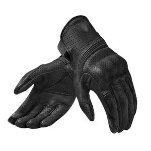 REV'IT! Fly 3 Lady Gants Moto Noir