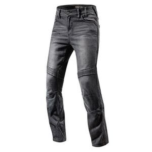 REV'IT! Moto TF Jeans Motorista Negro