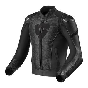 REV'IT! Quantum Veste De Moto Noir