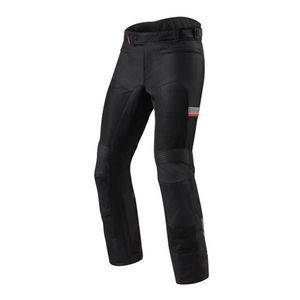 REV'IT! Tornado 3 Short Pantalón Motorista Corto Negro