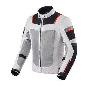 REV'IT! Tornado 3 Chaqueta Motorista Gris Negro