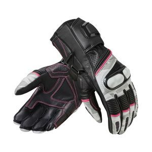 REV'IT! Xena 3 Gants De Moto Noir Blanc