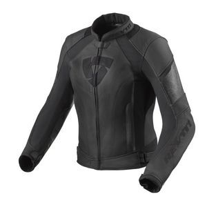 REV'IT! Xena 3 Lady Veste De Moto Noir