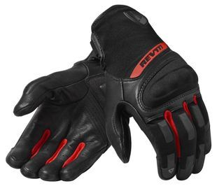 REV'IT! Striker 3 Black Red