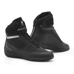 REV'IT! Mission Chaussures De Moto Noir