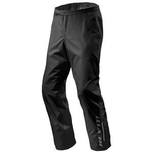 REV'IT! Acid H2O Pantalón Motorista De Lluvia Negro