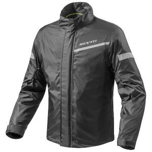 REV'IT! Cyclone 2 H2O Chaqueta Motorista Negra