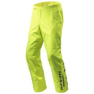 REV'IT! Acid H2O Pantalón Motorista De Lluvia Amarillo Fluo