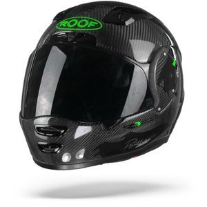 ROOF RO200 Carbon Panther Black Green Fluo