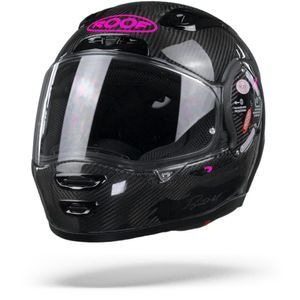 ROOF RO200 Carbon Panther Black Pink Fluo