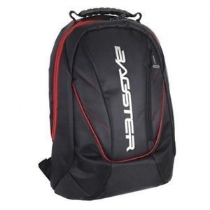 Bagster Venom Black Red