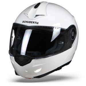 Schuberth C3 Pro Brillante Blanco