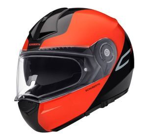 Schuberth C3 Pro Split Orange