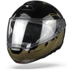 Schuberth C4 Pro Magnitudo Casque Modulable Marron