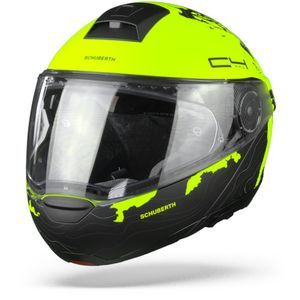 Schuberth C4 Pro Women Magnitudo Casque Modulable Jaune