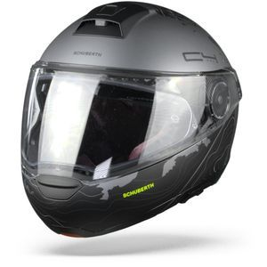 Schuberth C4 Pro Women Magnitudo Casque Modulable Noir