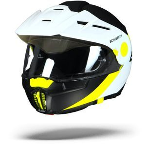 Schuberth E1 Gravity Gelb