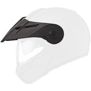 Schuberth E1 Matt Black Peak